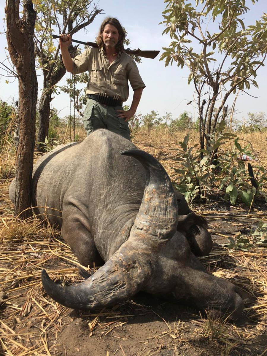 hunting Burkino Faso